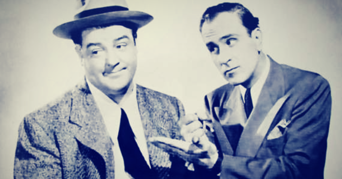 Abbott and costello epilepsy famous idols
