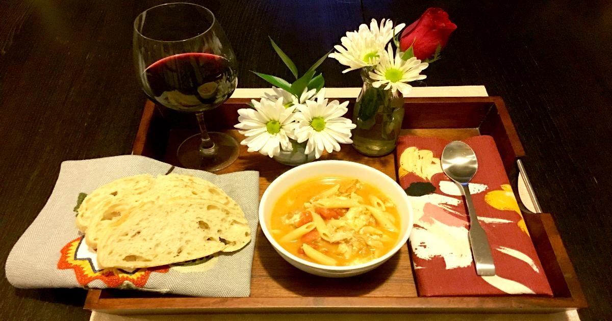 chicken parmesan soup epilepsy nutrition
