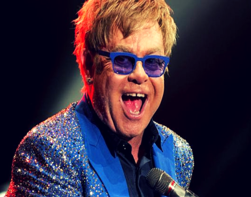 Sir Elton John – A Vibrant Journey through the world of Music and Epilepsy