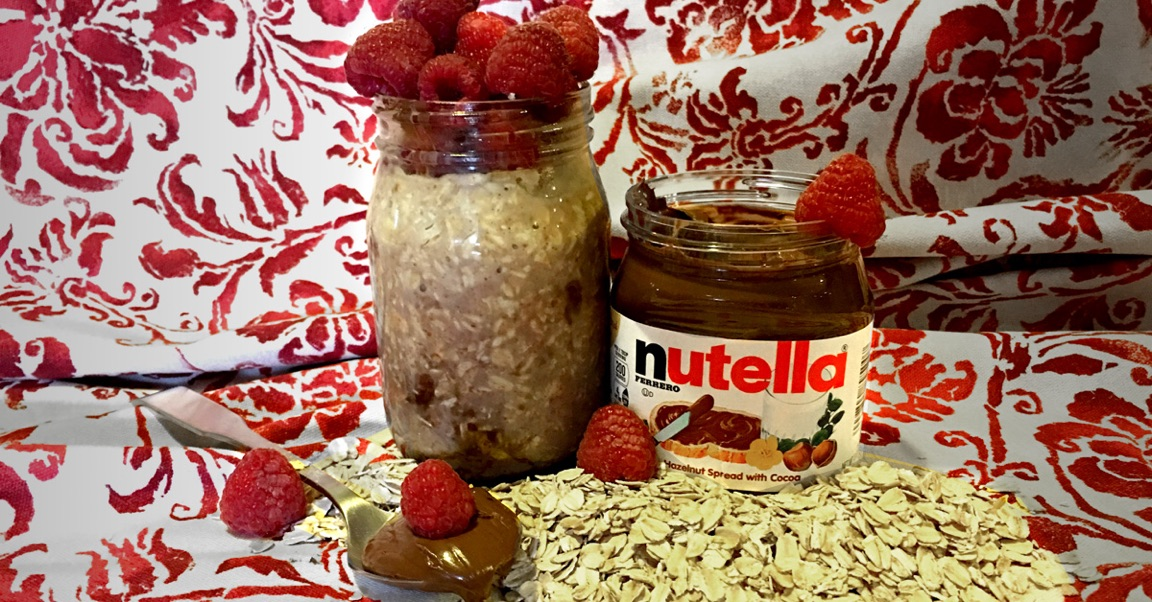 overnight nutella oats epilepsy nutrition