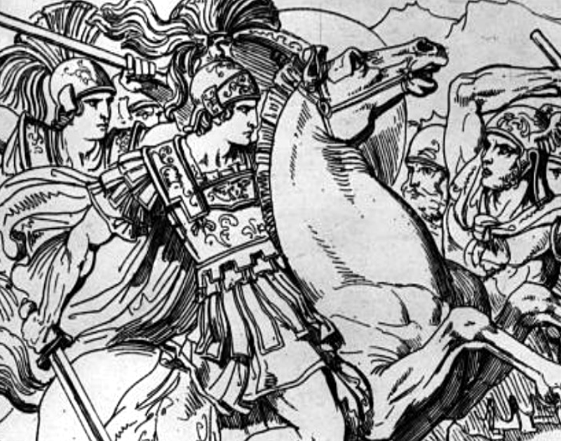 Alexander The Great – King, War Hero, Epileptic