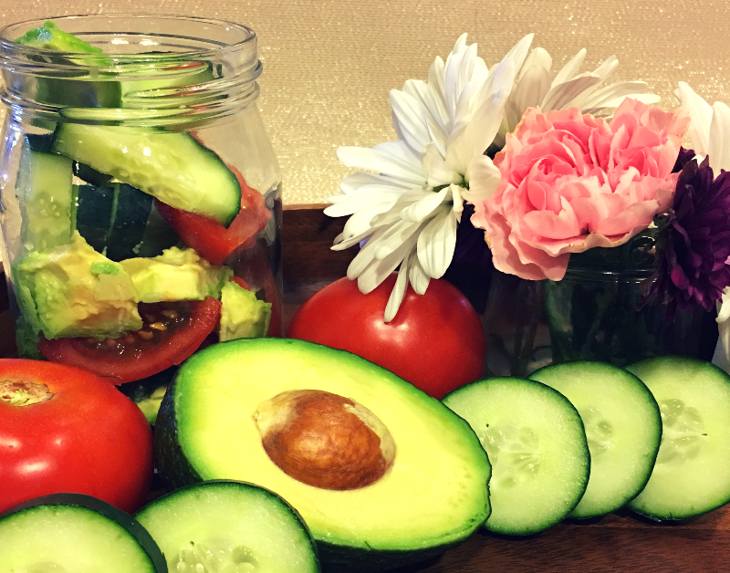 Easy Avocado Salad – A Quick & Healthy Recipe