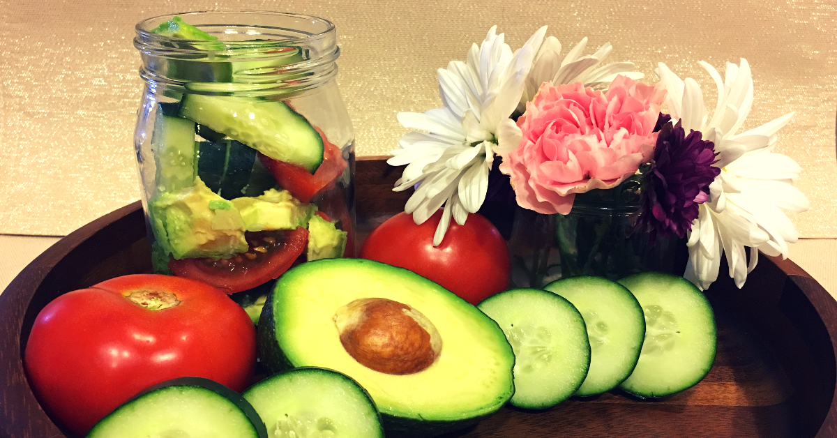 epilepsy health avocado salad recipe