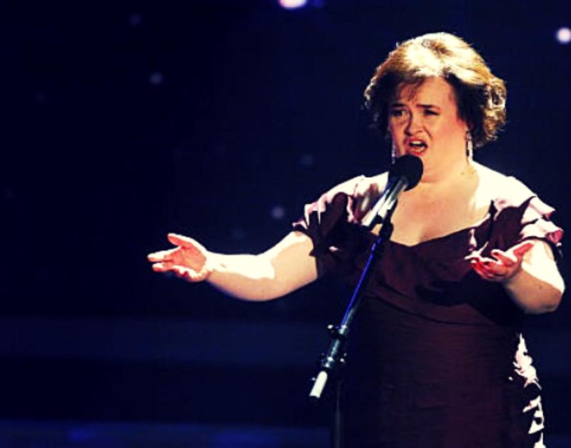 Susan Boyle – Epilepsy & Autism advocate