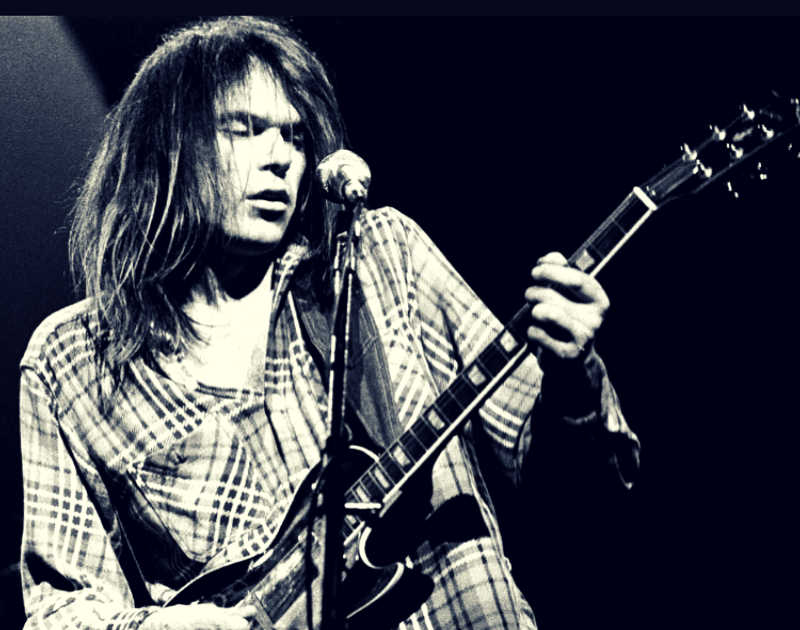 Neil Young – Musician, Activist, Epileptic